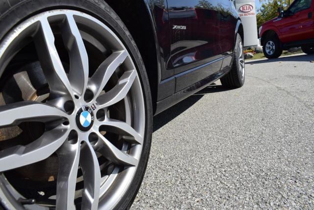 2016 BMW X4 xDrive 35i