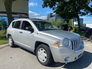 Used 2007 Jeep Compass Sport for sale in North York, ON