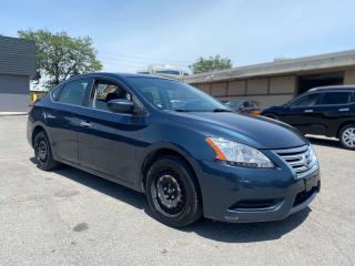 Used 2013 Nissan Sentra S for sale in North York, ON