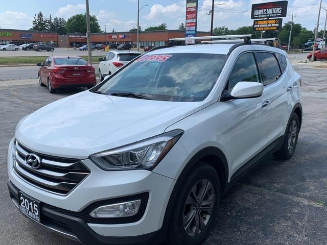 2015 Hyundai Santa Fe Sport 2.4L Premium
