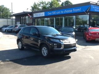Used 2020 Mitsubishi RVR ALLOYS, HEATED SEATS, BACKUP CAM, BLUETOOTH. WOW!! for sale in North Bay, ON