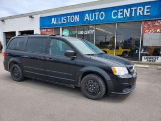 Used 2013 Dodge Grand Caravan SE for sale in Alliston, ON