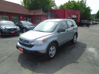 Used 2008 Honda CR-V LX / LOW KM / SUPER CLEAN / AWD / REMOTE START/A/C for sale in Scarborough, ON
