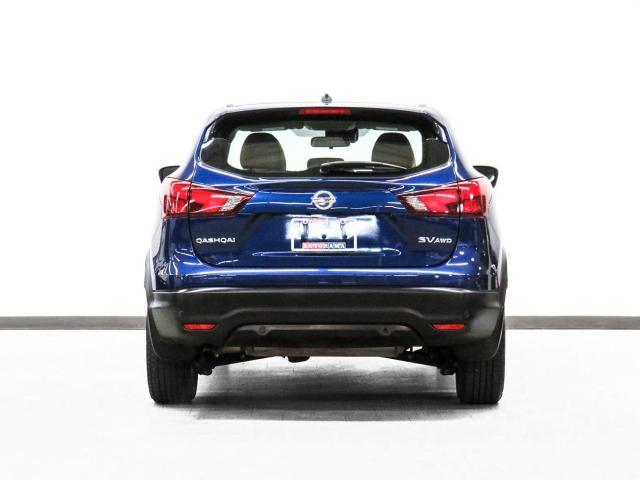 2019 Nissan Qashqai SV AWD Sunroof Backup Camera Heated Seats