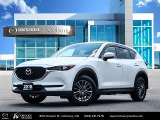 Used 2018 Mazda CX-5 GS for sale in Cobourg, ON