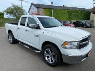 Used 2013 RAM 1500 ST ** 4X4, NAV, BACK CAM, CRUISE ** for sale in St Catharines, ON