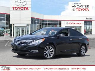 Used 2013 Hyundai Sonata 2.0T Limited Limited 2.0T for sale in Ancaster, ON