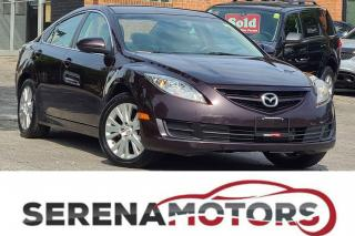 Used 2010 Mazda MAZDA6 GS   AUTO   CRUISE   ONE OWNER   NO ACCIDENTS for sale in Mississauga, ON