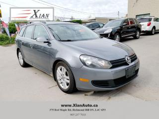 Used 2010 Volkswagen Golf Wagon 2.5L for sale in Richmond Hill, ON