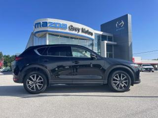 Used 2018 Mazda CX-5 GT for sale in Owen Sound, ON