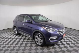 Used 2018 Hyundai Santa Fe Sport 2.0T Ultimate 1 OWNER - NO ACCIDENTS | AWD | NAVI | LEATHER | PANO MOONROOF for sale in Huntsville, ON