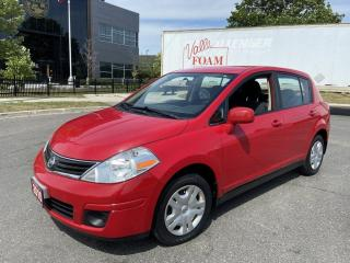 Used 2010 Nissan Versa Only 47000 Km, Automatic, 4 Door, 3 Years warranty for sale in Toronto, ON