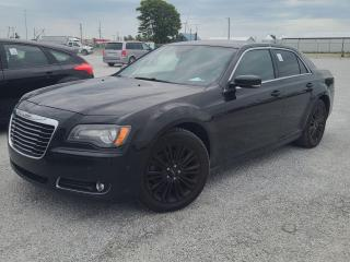 Used 2012 Chrysler 300 300S AWD|Htd Red Lthr|Nav|BackUp|Alloys|Bluetooth for sale in London, ON