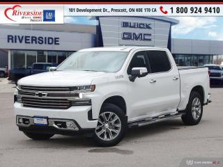 Used 2021 Chevrolet Silverado 1500 High Country for sale in Prescott, ON