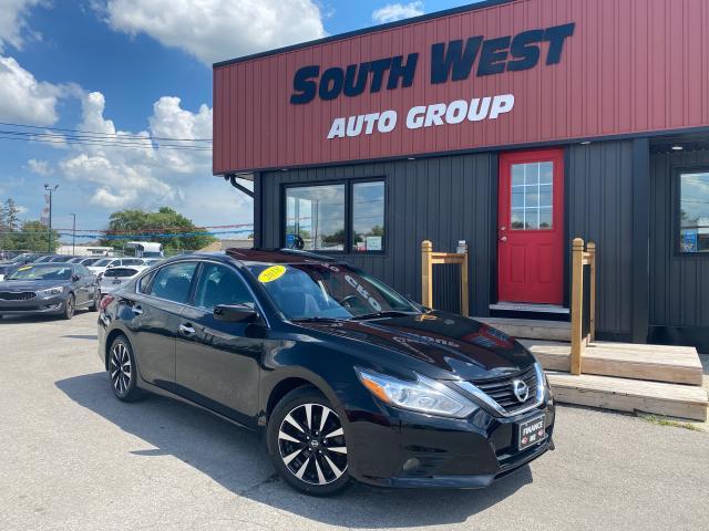 2018 Nissan Altima SV|Sunroof|BlindSpot|Htd Seats&Steering|BackUp