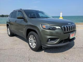 Used 2019 Jeep Cherokee North 4x4 Bluetooth Rear Cam 2.4L for sale in Belle River, ON
