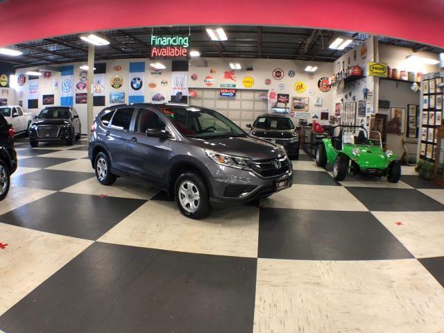 2016 Honda CR-V LX AWD AUT0 A/C H/SEATS BACKUP CAMERA BLUETOOTH