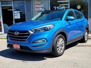 Used 2016 Hyundai Tucson AWD 4DR 2.0L LUXURY for sale in Bowmanville, ON