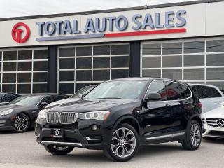 Used 2017 BMW X3 PREMIUM | NAVI | XENON | REAR CAM | PANO for sale in North York, ON