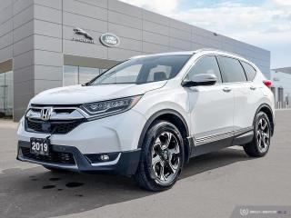 Used 2019 Honda CR-V Touring Premium Condition for sale in Winnipeg, MB