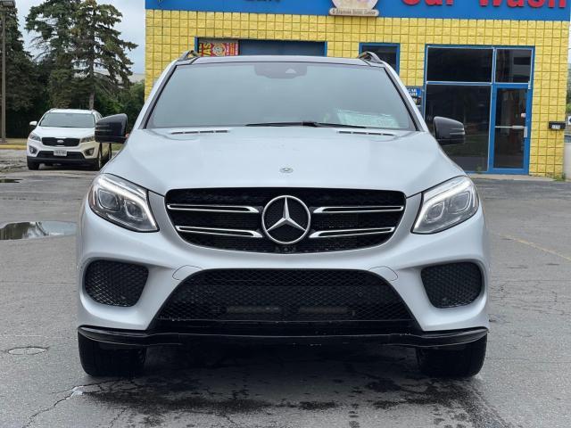 2018 Mercedes-Benz GLE GLE 400 Navigation /Panoramic Sunroof/Camera Photo8