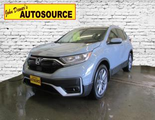 Used 2020 Honda CR-V Sport for sale in Peterborough, ON