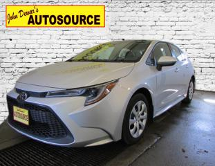 Used 2020 Toyota Corolla LE for sale in Peterborough, ON