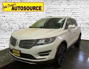 Used 2017 Lincoln MKC Reserve for sale in Peterborough, ON