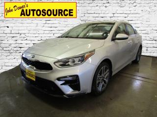 Used 2020 Kia Forte EX+ for sale in Peterborough, ON