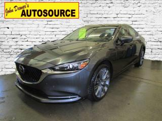 Used 2020 Mazda MAZDA6 TOURING for sale in Peterborough, ON