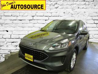 Used 2020 Ford Escape SE- AWD for sale in Peterborough, ON