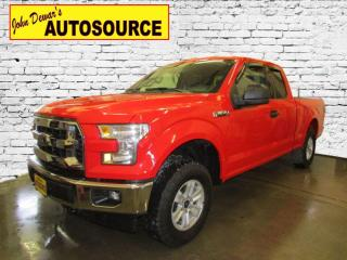 Used 2017 Ford F-150 XLT-EXTENDED CAB PICKUP-6.5 ft. bed for sale in Peterborough, ON