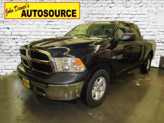 Used 2018 RAM 1500 QUAD CAB PICKUP-4x4 for sale in Peterborough, ON