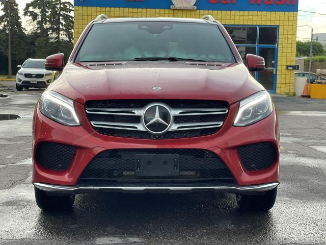 2018 Mercedes-Benz GLE GLE 400 AMG Navigation/Panoramic Sunroof /360 Camera Photo9