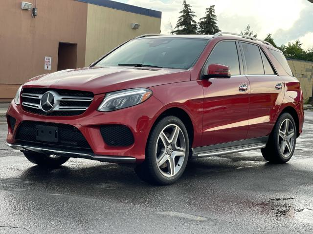 2018 Mercedes-Benz GLE GLE 400 AMG Navigation/Panoramic Sunroof /360 Camera Photo2