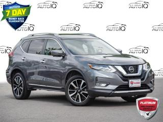 Used 2018 Nissan Rogue SL Apple Car Play | 360 View Camera for sale in Welland, ON