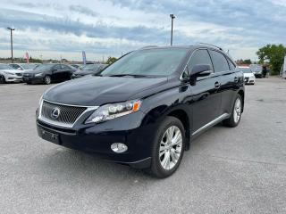 Used 2011 Lexus RX 450h for sale in North York, ON