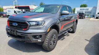 New 2021 Ford Ranger Lariat Tremor for sale in Kingston, ON