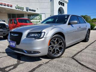 Used 2018 Chrysler 300 S for sale in Sarnia, ON