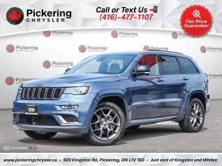 Used 2020 Jeep Grand Cherokee Limited X - PANO ROOF/HEATED SEATS/NAV/CARPLAY for sale in Pickering, ON