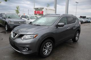 Used 2015 Nissan Rogue 2.5L for sale in Whitby, ON