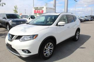 Used 2014 Nissan Rogue 2.5L for sale in Whitby, ON
