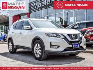 Used 2018 Nissan Rogue SV AWD Blind Spot Remote Start Backup Camera for sale in Maple, ON