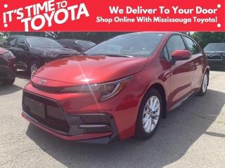 New 2021 Toyota Corolla SE CVT Corolla SE CVT|APX 00 for sale in Mississauga, ON