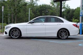 Used 2017 Mercedes-Benz C-Class 4dr Sdn AMG C43 4MATIC for sale in Concord, ON