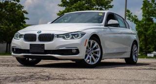Used 2017 BMW 3 Series 330i xDrive. Nav. Sunroof. Camera. for sale in Concord, ON