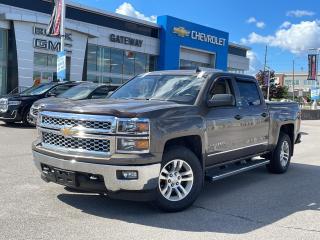 Used 2014 Chevrolet Silverado 1500 LT w/1LT/4x4/Bluetooth/Cam/Hitch/NEW TIRES/ for sale in Brampton, ON