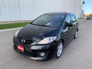 Used 2008 Mazda MAZDA5 4dr Wgn for sale in Mississauga, ON