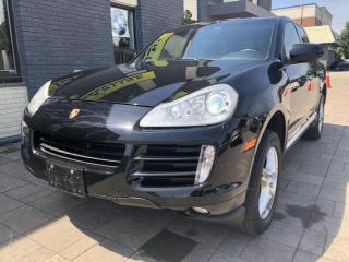 Used 2008 Porsche Cayenne AWD TIPTRONIC for sale in Nobleton, ON
