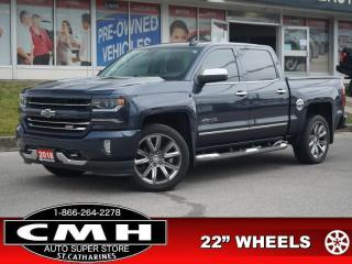 Used 2018 Chevrolet Silverado 1500 LTZ  Z71 NAV CAM LEATH TOW 22-AL for sale in St. Catharines, ON